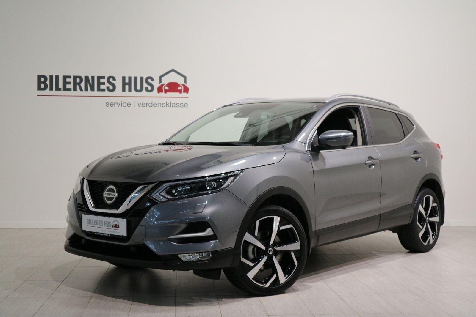 Nissan Qashqai Billede 1