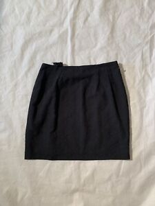 "Shop For Cheap Francess & Rita Size 12 Pencil Skirt Length 19"" Black 50% OFF"