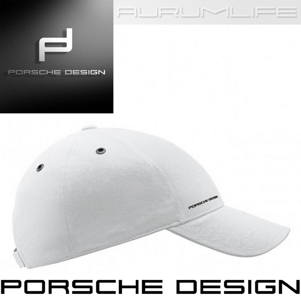 adidas Porsche Design Cap Classic Hat White Black Golf Originals ... a4d82080775b