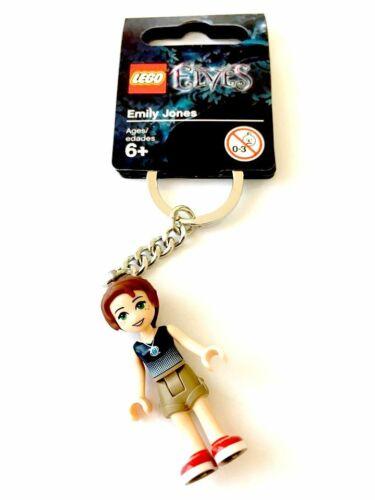 Lego Elves 853559 6142589 Emily Jones Key Ring New