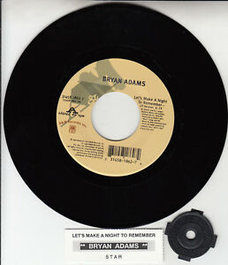 BRYAN-ADAMS-Let-039-s-Make-A-Night-To-Remember-7-034-45-rpm-record-NEW-jukebox-strip