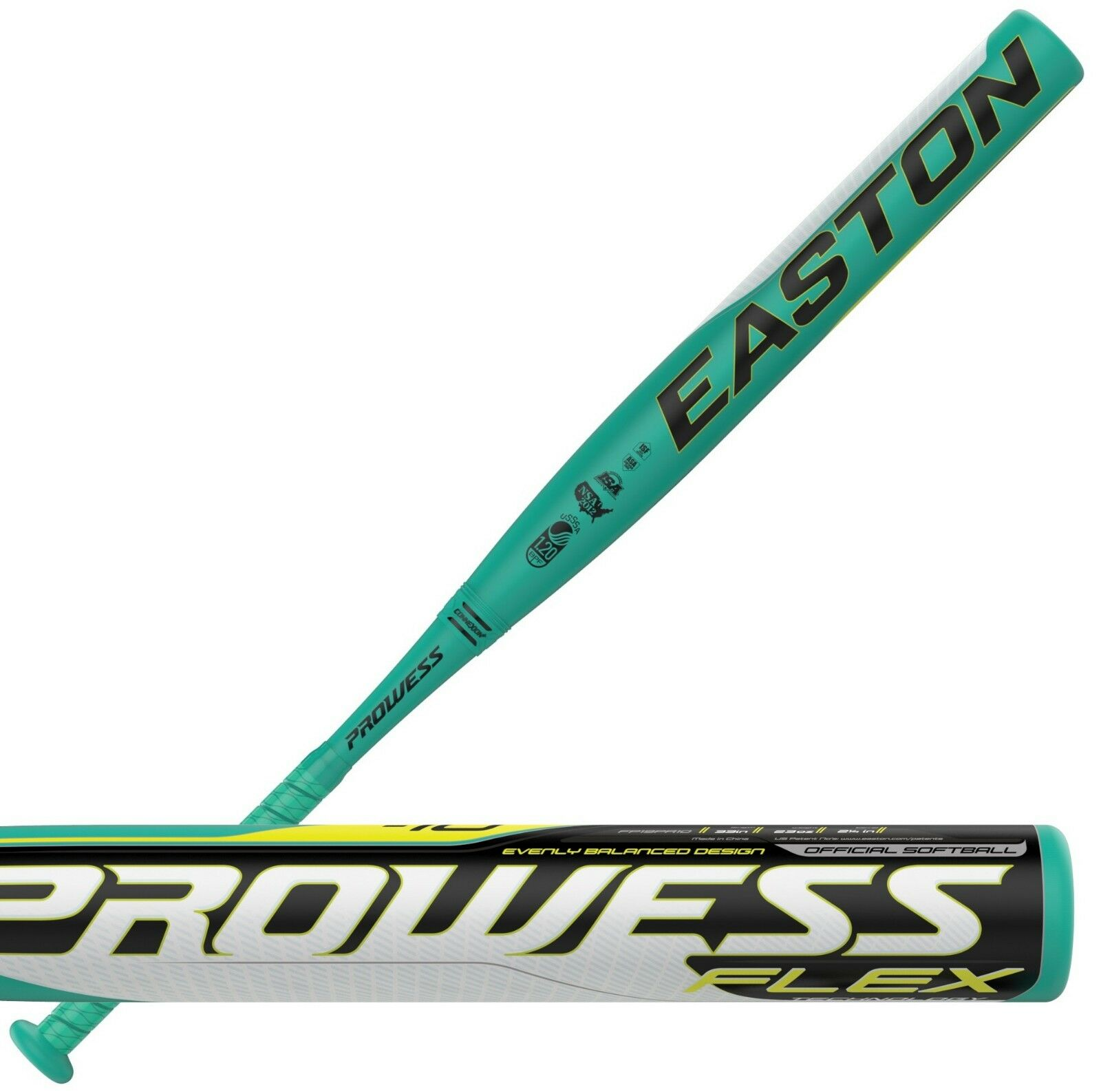 2019 Easton Prowess -10 34  24 oz. Women's Fastpitch Softball Bat FP19PR10