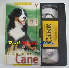film VHS  IL MIO AMICO CANE NR. 1 GES  (F29)  no dvd