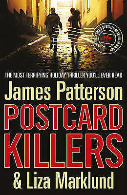"1 of 1 - ""AS NEW"" Postcard Killers, Patterson, James, Book"