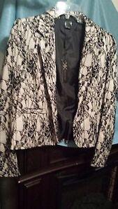 Kardashian Ponti Kollection c14 Small Blazer Size rf5rOnR4wq