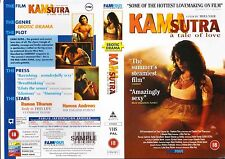 Kama Sutra, Naveen Andrews Video Promo Sample Sleeve/Cover #14497