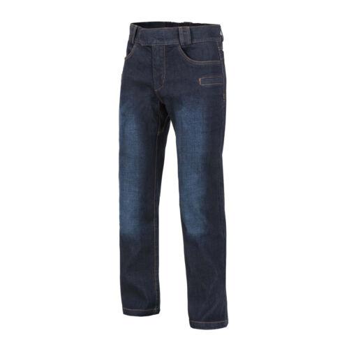 Helikon-Tex Greyman Tactical Jeans Dark Blue Denim Mid