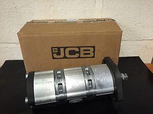 JCB 20/925320 Hydraulic pump for mini digger 8014,8015,8016