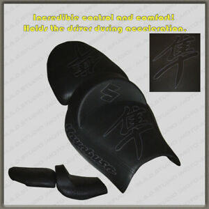 HOT-OFFER-Seat-COVER-Suzuki-Hayabusa-99-07-Black-Black-Gra-y-glow-effect-1-pil