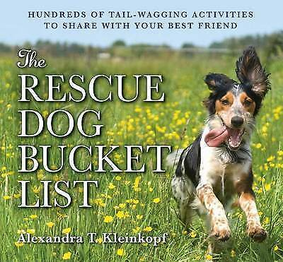 1 of 1 - The Rescue Dog Bucket List