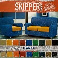 6 cuscini double face 50x50 cm, copri sedia cucina