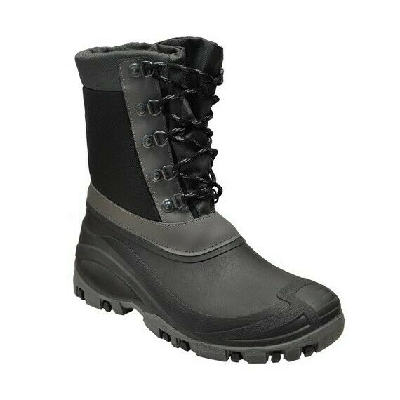 Bootie High Padded Berg N.40 per Trekking Mountain Resistant to Condition.