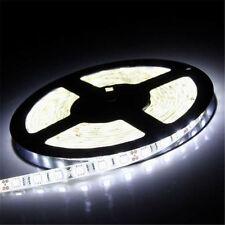 5M 300 LED Flexible Strip Light 5050 SMD White DC 12V Non Waterpoof String Lamp