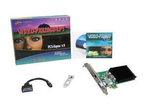 JATON-GeForce-8400-GS-Graphics-Card-Video-PX628GS-LP1-512MB-64-Bit-PCI-Express
