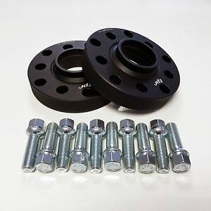 TPI 25mm Hubcentric Wheel Spacers & Extended Wheel Bolts Mercedes GLA-Class 13-