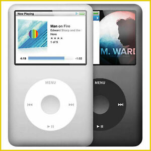 Apple-iPod-Classic-Video-5th-6th-7th-Gen-30GB-60GB-80GB-120GB-128GB-160GB-256GB