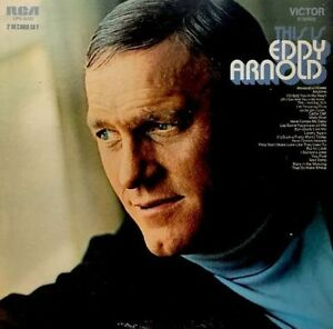 EDDY-ARNOLD-This-Is-Eddy-Arnold-USED-2-LP-SET-VG-VG-VG