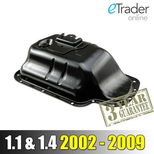 CITROEN C3 i 2002-2010 1.1 1.4 in acciaio BIVALENTE Motore Coppa dell/'Olio Pan Nuovo Benzina