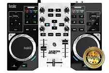 DJ Controller Software Equipment Hercules Professional Mixer Deck USB Controller