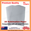 100-Sheets-A4-Dye-Sublimation-Transfer-Paper-for-Heat-Press-Printing thumbnail 1