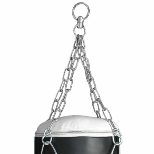Kids Junior Heavy Filled Punch Bag with Gloves Iron Ceiling Hook /& Wall Bracket