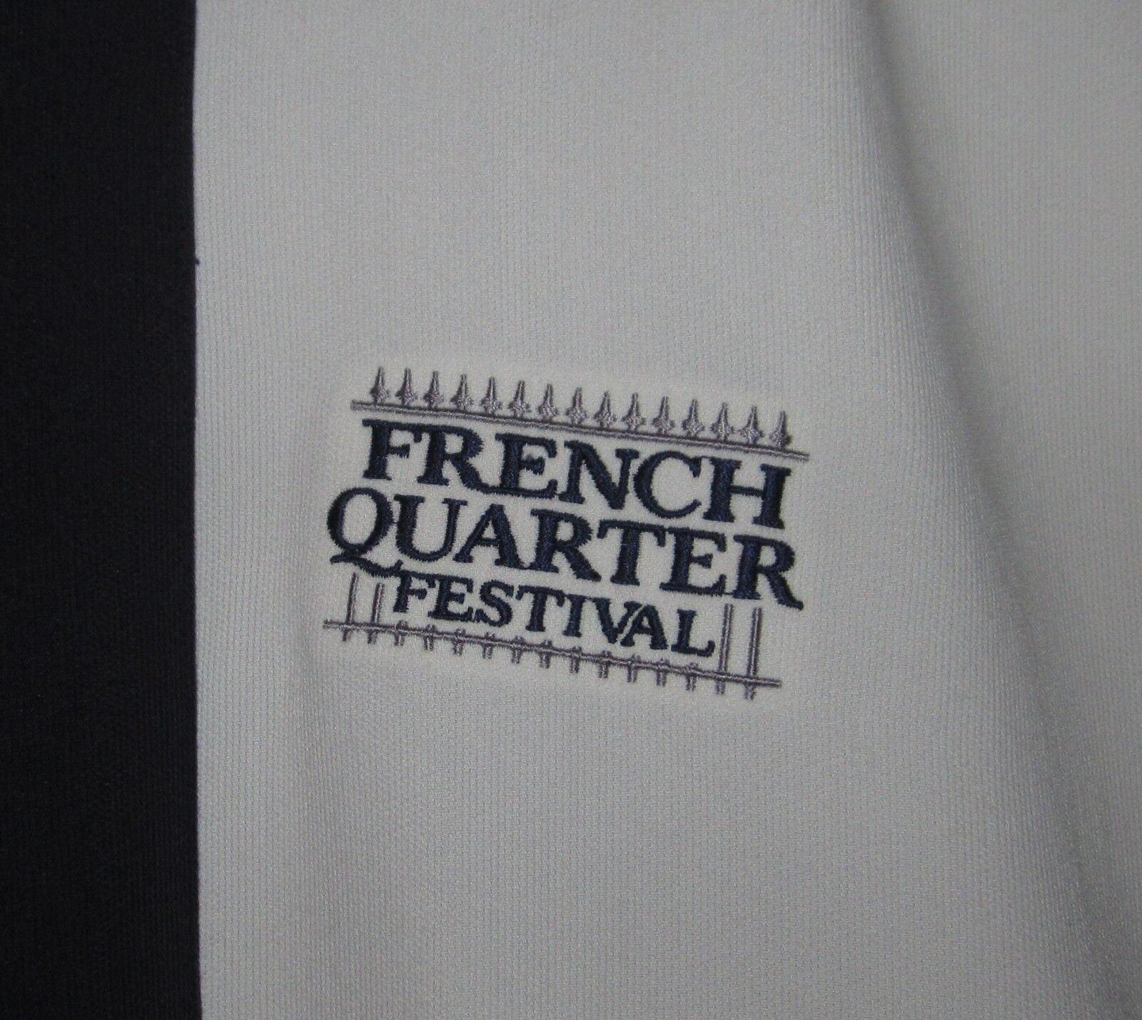 French Quarter Fest Nuovo Nuovo Fest Orleans Button Front Shirt Size 3XL See Measurements e279b5