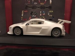 Scalextric-Audi-R8-LMS-GT3-Prototype-Pre-Production-Sample-Unique-Rare-Oneoff-EC