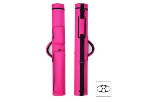 Heavy Duty Nylon Hard Tube Case Delta Mnfg Macaron PINK 2x2 Case