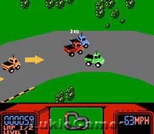 R.C. Pro-Am - Fun NES Nintendo Game Rc Pro Am
