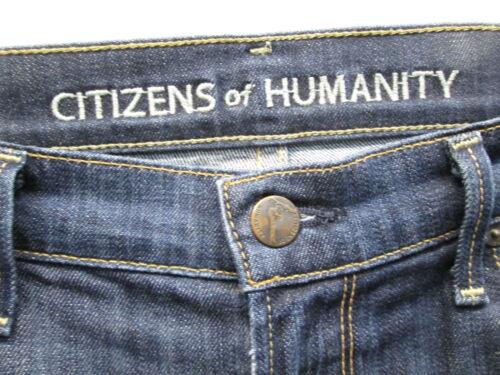 Citizens Jean Jean Taille Dita Petite Bootcut Of Humanity bleu foncé 27 YrqxY7