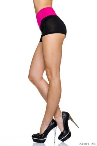 Donna Pantaloni corti fitness yoga High Waist Estate Spiaggia Correre Pants Sport Shorts