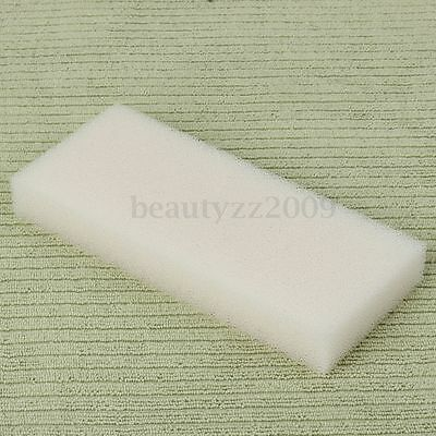 2/4X Aquarium Fish Tank Pond Pump Block Filter Foam Biochemical Sponge Media Pad