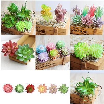 Artificial Succulents Plant Miniature