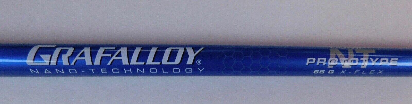 Grafalloy projootipo Comp NT 65  X  Flex .335 punta de eje de grafito controlador