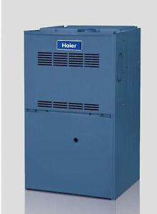 Haier 80 100 000 Btu Multi Position Natural Gas Furnace