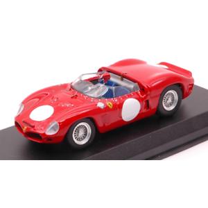 Ferrari dino 196 sp prova 1962 by fantuzzi 1:43 auto competizione art model
