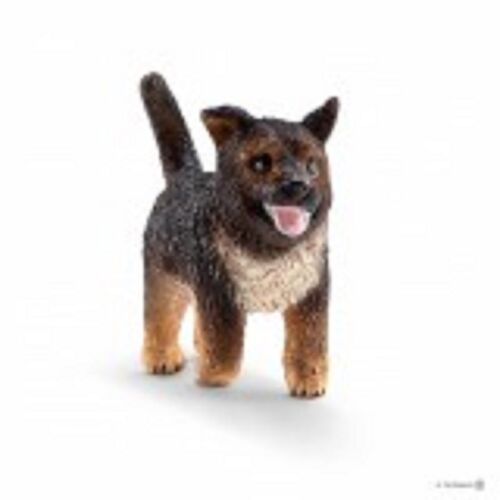 German Shepherd pup 16832 sweet strong tough Schleich Anywheres a Playground