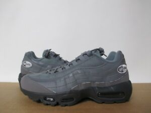 cheap for discount a22fd b5dfb Details about NIKE AIR MAX 95 COOL GREY ANTHRACITE SZ 8-14