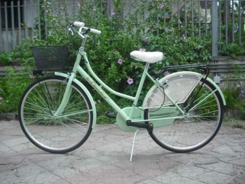"""Bici bicicletta 26/"""" olanda da passeggio donna"""