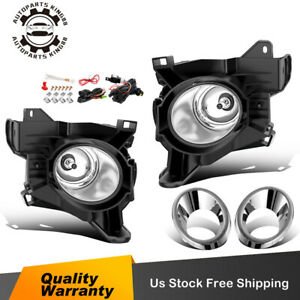 for-2013-2014-2015-2016-Nissan-Pathfinder-Clear-Bumper-Fog-Light-Lamp-Left-Right