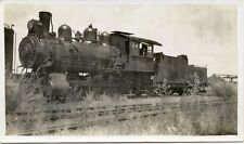 5G260 RP 1940s? DAVENPORT ROCK ISLAND  NORTH WESTERN RAILROAD ENGINE #58
