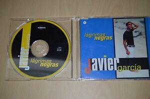 Javier-Garcia-Lagrimas-Negras-VLCDSG036-5-CD-Single