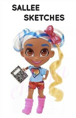 Sallee Hairdorables Doll Series 2