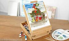 Maletin de madera para oleos Ideal para artesanos pintoress 12,95€ ENVÍO GRATIS