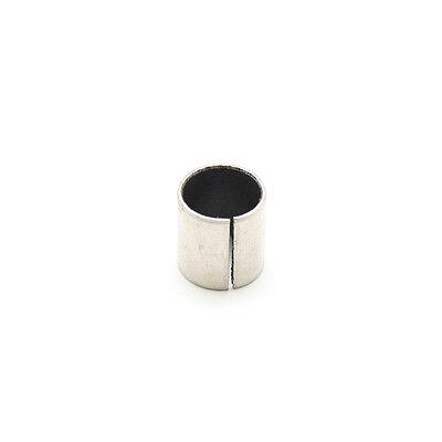 Bund Durchmesser 12//18//24 x20mm Gleitlager für 12mm Welle Sinterbronze Buchse m