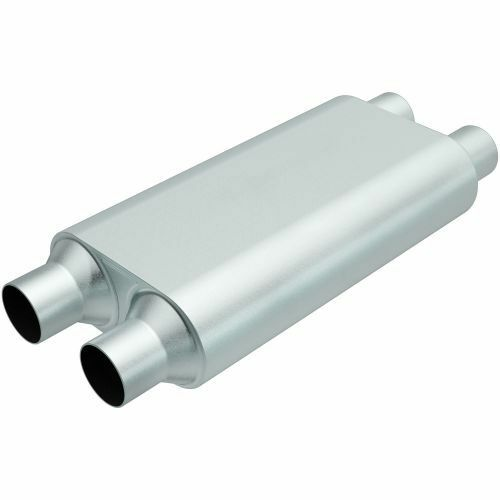 """Magnaflow R24554 Replacement Rumble Chamber Muffler 23/"""" Overall Length"""