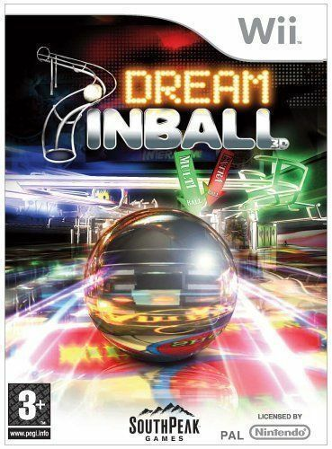 Dream Pinball 3D (Nintendo Wii Game) *VERY GOOD CONDITION*