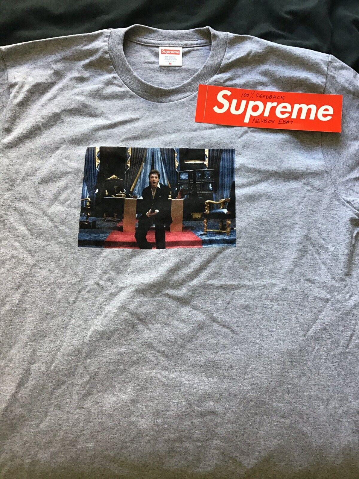 Supreme Scarface Friend T Shirt Medium