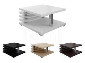 Coffee-Table-living-room-Oslo-60-x-60-cm-Matt-effect-amp-Wood-effect
