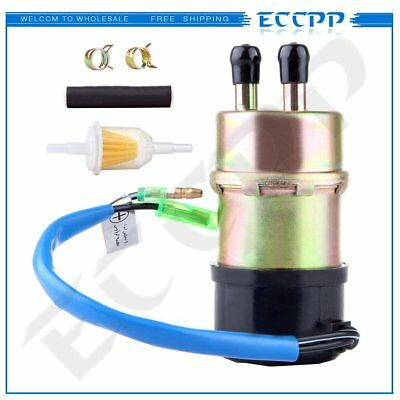 Electric Fuel Pump for Kawasaki 49040-1055 Mule 3000 3010 3020 2500 2520